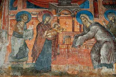 Свети Теофан Затворник: Беседа на Сретение Господово