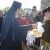 Осветување и евангелисување на новоизградената црква на свети Тома во село Зубовце - гостиварско (17