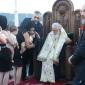 Нови 564 деца крстени од Патријарх Илија
