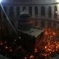 Затворен Светиот Гроб Христов во Ерусалим, 27.03.2020 г..