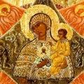 Предание за Мајката Божја