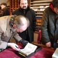 Проф. Илија Велев: Свети Кирил и Методиј кодификатори на старословенскиот богослужбен и книжевен јазик