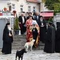 Архиерејска Божествена Литургија во храмот на св.Софија, Охрид (07.10.2018)