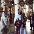 Избор од богослужбите , храм Рождество на Пресвета Богородица, Скопје (14 и 16.11.2018)