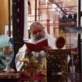 Свето Богојавление - храм Рождество на Пресвета Богородица, Скопје (19.01.2019)