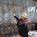 На празникот на св. Труфун се закрои  лозовиот насад во Лешок