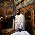 Во храмот Успение на Пресвета Богородица с. Ботун  отслужено мало повечерие со Акатист (12.04.2019)