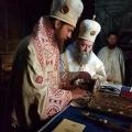 Божествена Литургија во манастирот во Лесново (15.09.2019)