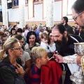 Божествена Литургија во храмот Рождество на Пресвета Богородица, Скопје (21.09.2019)