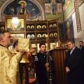 Божествена Литургија во храмот на св.Јован Крстител, н.Кaпиштец,Скопје (10.12.2019)