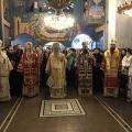 Архиерејска Божествена Литургија во Струмица (11.12.2019 18:36)