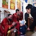 Божествена Литургија во храмот Рождество на Пресвета Богородица, Скопје (16.02.2020)
