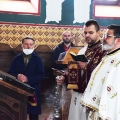 Заупокоена Литургија во храмот Рождества на Пресвета Богородица, Скопје (29.05.2020)