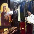 Божествена Литургија во храмот Соборен храм, Скопје (30.05.2020)