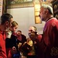Заупокоена Литургија во храмот на св.Јован Крстител, Скопје (21.06.2020)