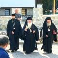 На празникот на св. Климент Охридски и св. вмч. Пантелејмон во Охрид (09.08.2020)