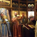 Божествена Литургија во храмот на св. Јован Крстител, н. Капиштец,Скопје (09.07.2020)