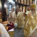 Панихида за сите упокоени свештенослужители и помагачи на нашата Соборна црква (12.08.2020)