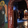 Божествена Литургија во манастирот на св.Никола, с.Љубанци(16.09.2020)
