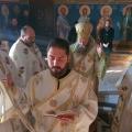 Трожествува обителта на целебникот Пантелејмон,  во чест на Саровскиот подвижник
