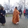 Недела по Богојавление во храмот на Свети Николај во нас. Аеродром