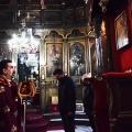 Божествена Литургија во храмот на св. вмч. Димитриј, Скопје (11.04.2021)
