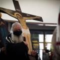 Служба на светите и спасителни страданија во Соборниот храм