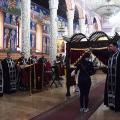 Велики Петок- Оплакување Христово- Храм Рождество на Пресвета Богородица (30.04.2021)