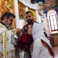Божествена Литургија во храмот Рождество на Пресвета Богородица, Скопје (07.05.2021)