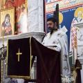 Божествена Литургија во храмот Рождество на Пресвета Богородица, Скопје (04.06.2021)