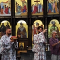 Божествена Литургија во  Соборен храм, Скопје (13.07.2021)