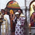 Божествена Литургија во храм на св.пророк Илија, н. Аеродром, Скопје (20.07.2021)