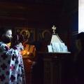 Божествена Литургија во манастирот на св. Никола, с. Љубанци (21.07.2021)