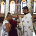 Божествена Литургија во храмот Рождество на Пресвета Богородица, Скопје (22.07.2021)