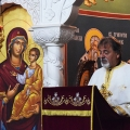 Божествена Литургија во храмот на св.пророк Илија, н. Аеродром, Скопје (23.07.2021)