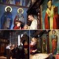 Божесвена Литургија во манастирската црква на св. вмч. Георгиј, К. Дол, Скопје (21.09.2021)