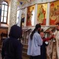 Божествена Литургија во храмот Рождество на Пресвета Богородица, Скопје (24.09.2021)