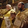 Божествена Литургија во храмот на св. Јован Крстител, н. Капиштец, Скопје (03.10.2021)